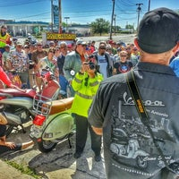 Photo taken at The Motorcycle Shop by The Motorcycle Shop on 8/19/2014