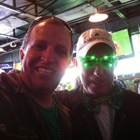 Photo taken at O'Tooles Irish American Grill & Bar by Suzanne A. on 3/17/2013