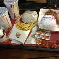Photo taken at Burger King by M Iqbal Z. on 4/7/2013