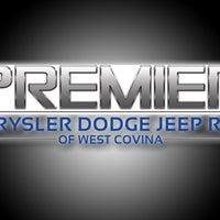 Photo Taken At Premier Chrysler Dodge Jeep Ram Of West Covina By Premier  Chrysler Dodge Jeep ...