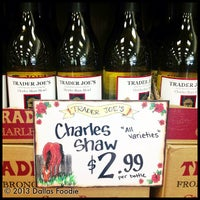 Photo taken at Trader Joe's by Dallas Foodie (. on 8/12/2013