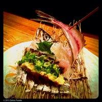 Das Foto wurde bei Yutaka Sushi Bistro von Dallas Foodie (. am 2/6/2013 aufgenommen