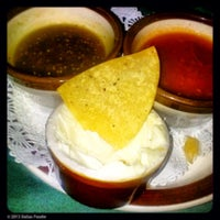 Photo taken at Javier's Gourmet Mexicano by Dallas Foodie (. on 6/26/2013
