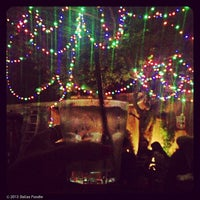 Photo taken at The Amsterdam Bar by Dallas Foodie (. on 5/21/2013