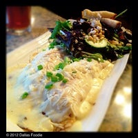 Photo taken at Main Street Bistro & Bakery by Dallas Foodie (. on 11/3/2012
