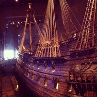 Photo taken at Vasa Museum by Michael S. on 7/24/2013