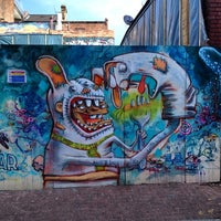 Photo taken at Whitby Street by daniel h. on 8/1/2014