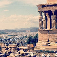 Photo taken at Acropolis of Athens by Marco P. on 6/5/2013