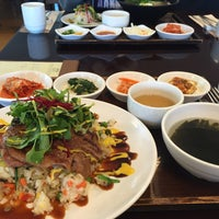 Photo taken at 국민대학교 청향 by Kim H. on 11/17/2015