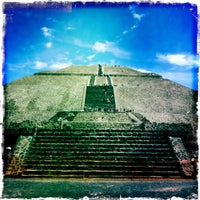 Photo taken at Zona Arqueológica de Teotihuacán by Taylor on 3/2/2013