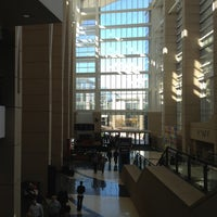 Photo taken at McCormick Place by George M. on 10/8/2012