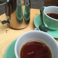 Das Foto wurde bei Populus Coffee von Hanna-Kaisa R. am 8/30/2016 aufgenommen