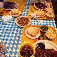 Photo taken at Dickey's Barbecue Pit by Aliesha on 6/24/2014
