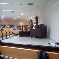 Photo taken at Auditorium of Ciputra University by awali h. on 4/10/2013