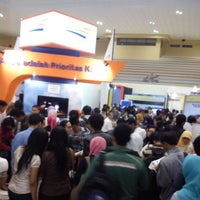 Photo taken at Airlangga convention center by awali h. on 4/14/2013