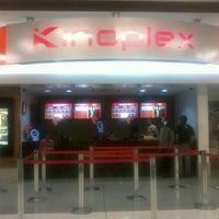 Photo taken at Kinoplex by Priscila S. on 1/8/2013