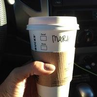 Photo taken at Starbucks by Mira on 9/27/2013