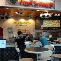 Photo taken at Pizza Schmizza by Mira on 6/10/2013