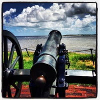 Photo taken at Fort Sumter National Monument by Zach H. on 7/7/2013