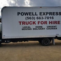 Photo taken at Powell Express Moving by Powell Express Moving on 8/21/2017