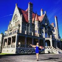 Photo taken at Craigdarroch Castle by Irina G. on 6/23/2015