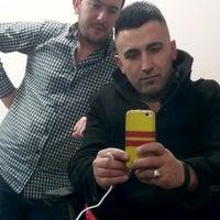 Photo taken at Aydın Hair Studio by Mehmet A. on 2/9/2015