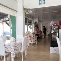 Photo taken at Renkli Pasta & Cafe by Nadir T. on 9/18/2017