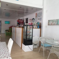 Photo taken at Renkli Pasta & Cafe by Nadir T. on 3/19/2018