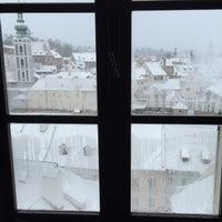 Photo taken at Arcadie Hotel by Dahn W. on 12/29/2014