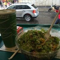 Photo taken at Blatt Salat Haus by Areli on 11/26/2014