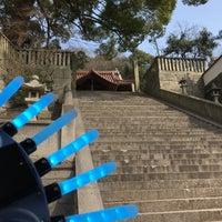 Photo taken at 御袖天満宮 by ひら @. on 3/20/2017