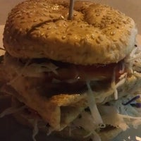 Photo taken at Papamalloy Burger by Cyril C. on 2/21/2013