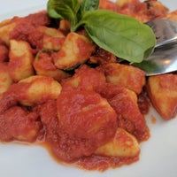 Photo taken at Cacio e Pepe Osteria by Jeanne Marie H. on 7/21/2017