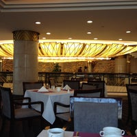 Photo taken at The Bund Hotel by Dwight L. on 3/11/2014