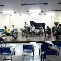 Photo taken at Auditório Gerardo Parente by Erick J. on 10/6/2014