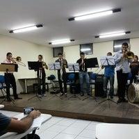 Photo taken at Auditório Gerardo Parente by Erick J. on 3/11/2015