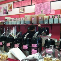 Photo taken at Marylou's Coffee by Rebecca M. on 2/21/2013