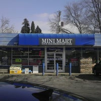 Photo taken at Super America Mini-Mart by Andy R. on 2/25/2013