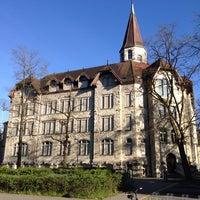 Photo taken at Sorell Hotel Aarauerhof by Ida on 4/23/2015
