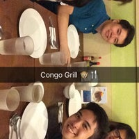 Photo taken at Congo Grille by Albert F. on 10/27/2015