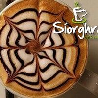 Photo taken at Cafe Siorghra by La Casa del Frappé Siorghra on 10/18/2014