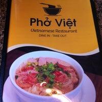Photo taken at Phở Việt by Scott B. on 7/7/2013