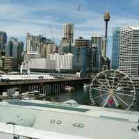Photo taken at Novotel Sydney On Darling Harbour by _Nrizzati on 2/11/2016
