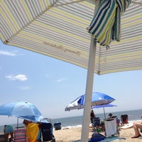 Photo taken at 76th Street Beach by Jason M. on 7/23/2013