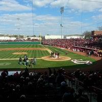 Photo taken at Carolina Stadium by Kirk H. on 3/3/2013