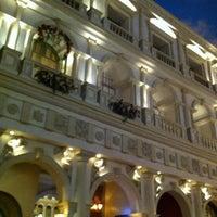 Photo taken at Canaletto Ristorante Veneto Las Vegas by Miguel Angel R. on 12/25/2012