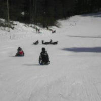 Photo taken at Camp Wilderness Sledding Hill by Brad O. on 3/2/2013
