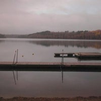 Photo taken at Camp Wilderness Waterfront by Brad O. on 10/19/2013