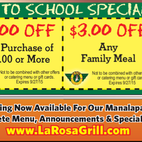 Foto scattata a La Rosa Chicken and Grill da La Rosa Chicken and Grill il 8/27/2015