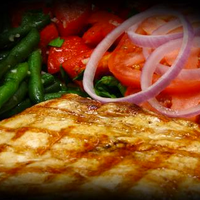 Foto scattata a La Rosa Chicken and Grill da La Rosa Chicken and Grill il 8/21/2014